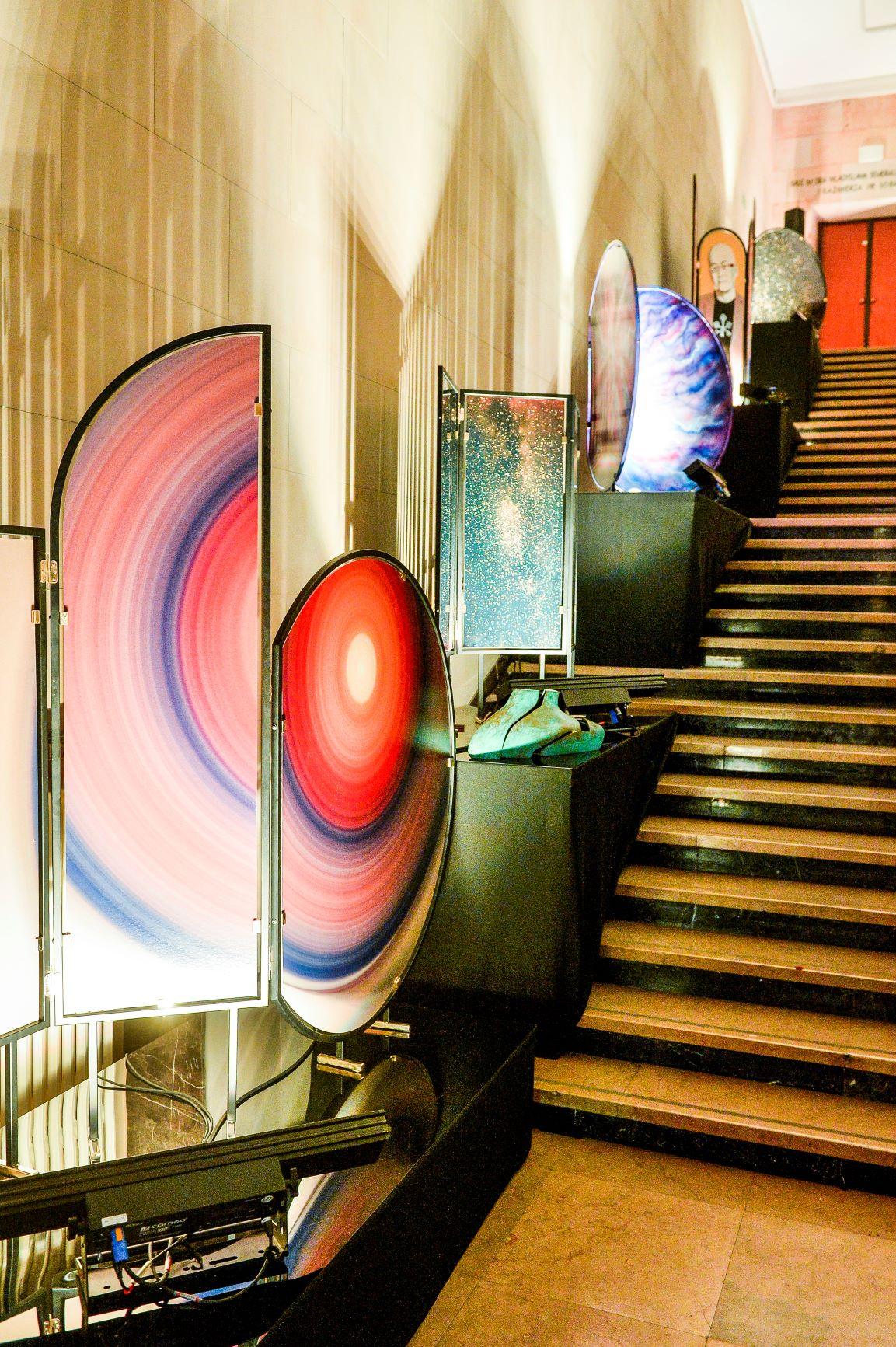"""Parawany projektu Mood Works na aukcję """"Spragnieni Piękna """"na rzecz Muzeum Narodowego w Warszawie"""